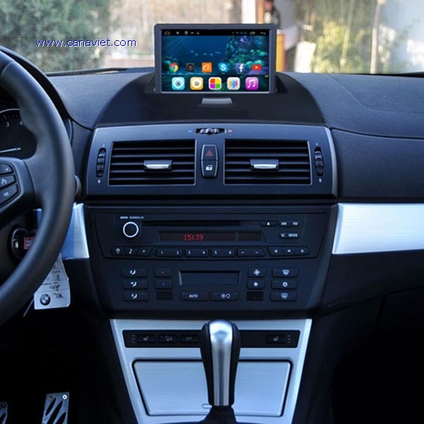 Android Car Stereo Audio Autoradio Head Unit Headunit Bmw