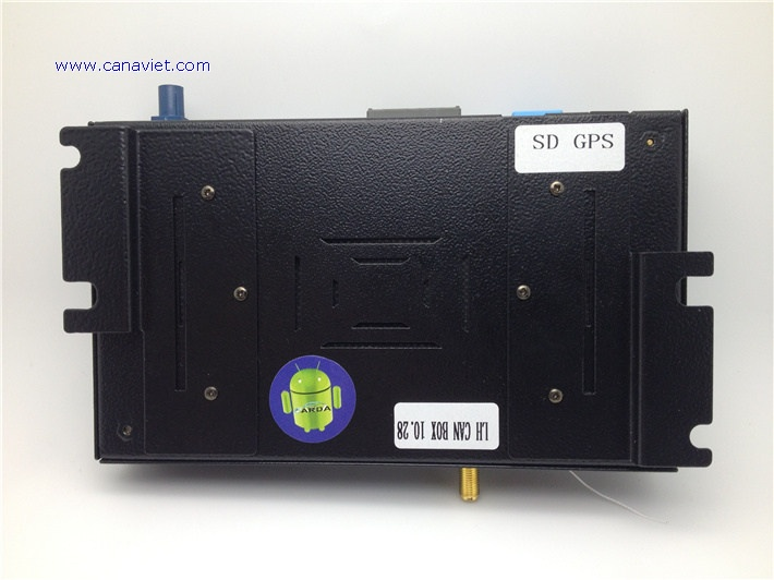 Android GPS Box