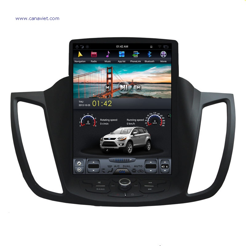 tesla vertical screen android sat nav autoradio car. Black Bedroom Furniture Sets. Home Design Ideas