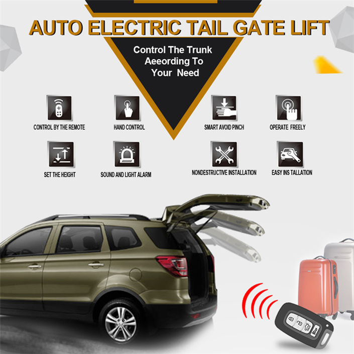 Intelligient Smart Remote Control Auto Electric Tail Gate