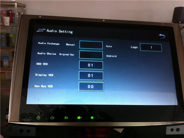 Android Car Radio Audio Dvd Gps Navigation Navigator